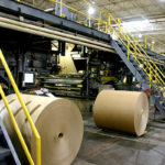 rolls of paperboard